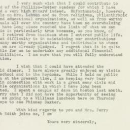 Letter : 1947 June 16