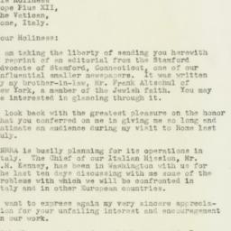 Letter : 1945 December 29