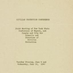 Administrative Record: 1942...