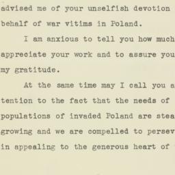 Letter: 1940 June 6