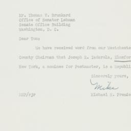 Letter: 1956 April 10