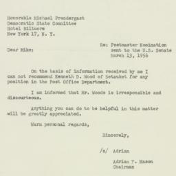 Letter: 1956 April 20