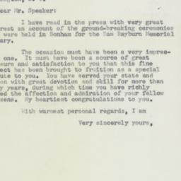 Letter : 1955 December 17