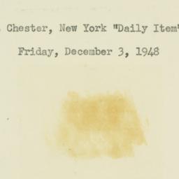 Note : 1948 December 3