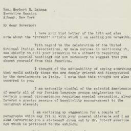 Letter : 1938 September 21