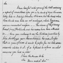 Document, 1798 November 05