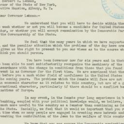 Letter : 1938 September 16