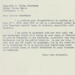 Letter : 1953 June 12