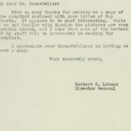 Letter : 1944 May 15