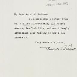 Letter: 1935 April 8