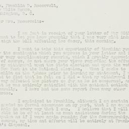 Letter: 1936 May 27