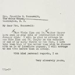 Letter: 1942 January 26