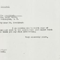 Letter: 1936 April 21