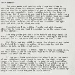 Letter: 1936 June 29