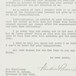 Letter: 1936 December 30