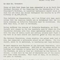 Letter: 1939 August 10
