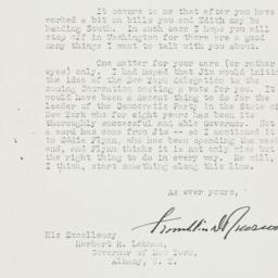 Letter: 1940 March 26