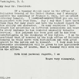 Letter: 1941 August 1