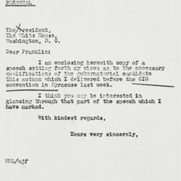 Letter: 1942 June 27