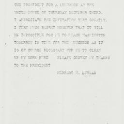 Telegram: 1942 December 2