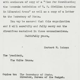 Letter: 1943 June 5