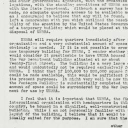 Letter: 1943 October 25