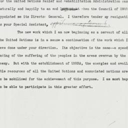 Letter: 1943 November 12