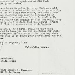 Letter: 1944 October 11