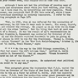 Letter: 1947 February 5