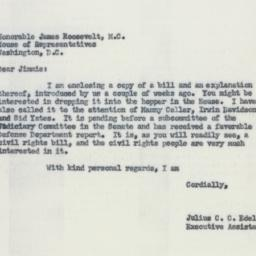 Letter : 1955 March 19