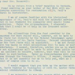 Letter : 1935 June 18