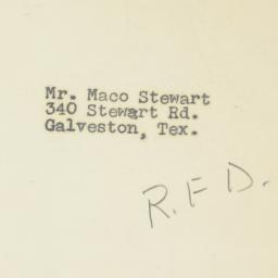 Envelope: n.d.