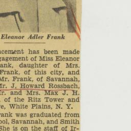 Clipping : 1947 December 7
