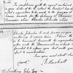 Document, 1800 November 28