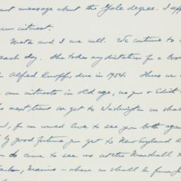Letter : 1953 June 17