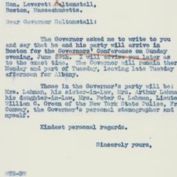 Letter : 1941 June 10