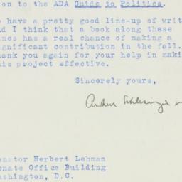 Letter : 1954 July 12