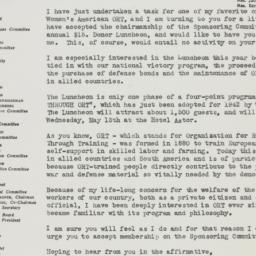 Letter : 1942 February 7