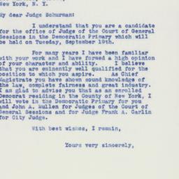 Letter : 1939 September 11