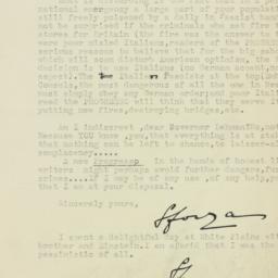Letter : 1941 June 2