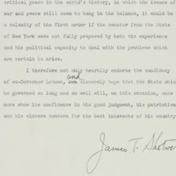 Manuscript: 1946 October 25