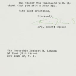 Letter : 1957 April 4