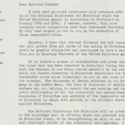 Letter : 1942 January 2