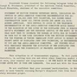 Letter : 1946 June 14