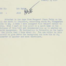 Memorandum : 1956 January 3