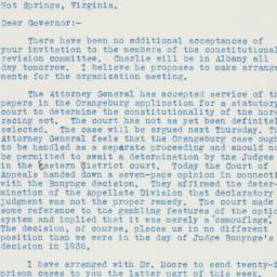 Letter : 1937 July 13