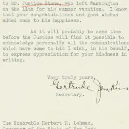 Letter : 1941 June 25