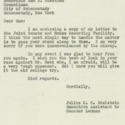 Letter : 1950 July 17