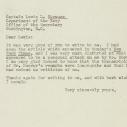 Letter : 1945 April 11