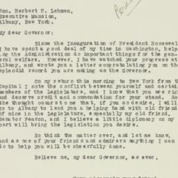 Letter : 1933 April 5